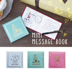 Message Book