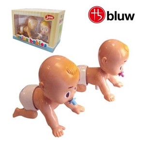 【 Bluw】 RACING BABIES 2pcs set