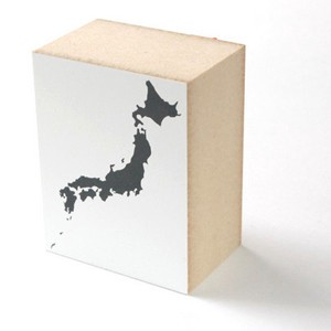Stamp / Japanese Map