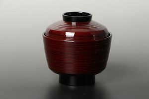 Inside Fountain Echizen Lacquerware