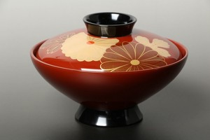 Ancient URUSHI Coating Echizen Lacquerware