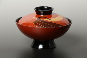 Gavel Ancient URUSHI Coating Echizen Lacquerware