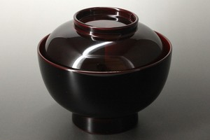 Checkered Sandalwood Echizen Lacquerware