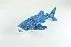 Soft Toy Doll Fluffy Feeling Marshmallow Mascot Whale Shark