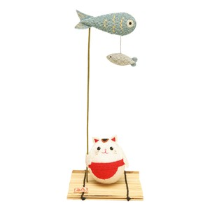 Crape Animal Ornament
