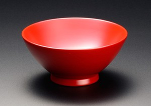 Nagomi Rice Bowl Echizen Lacquerware Wooden