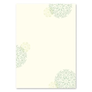A4 DESIGN PAPER Gray Green