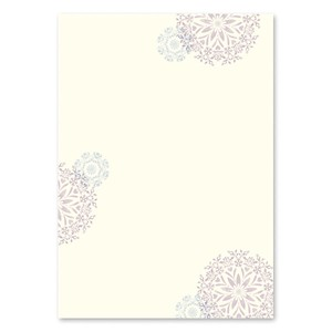 A4 DESIGN PAPER Gray Purple