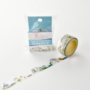 Round Top Washi Tape Yano Design Trip & Holiday Greece