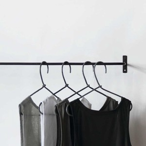 Iron Iron Work Stick Clothes Hanger