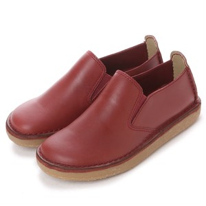 Genuine Leather Cow Leather Basic Color Casual Leather Shoes