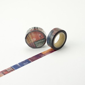 Round Top Washi Tape Syoukei Stationary Chamil Garden