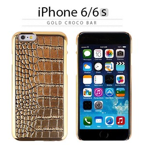 iPhone6/6s Case Gold Gold Black