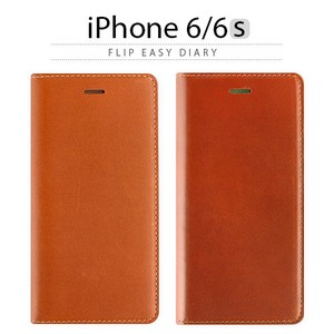 iPhone6/6s Case Notebook Type Easy Flip Diary