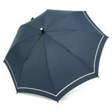Kids Plain for School Stick Umbrella