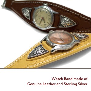 Genuine Leather Watch Band Belt Fashion Book Unity Authentic Faction Wrist Watch Dress