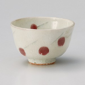 SHIGARAKI Ware Cherries Rice Bowl