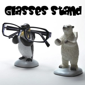 Glass Stand Eyeglass Stand Alien Army Space Pilot
