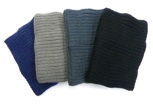 Wide Knitted Hair Band Neck Warmer Color