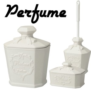 Perfume Bathroom Furnishing Series Perfume Pottery Brush Stand Toilet Pot