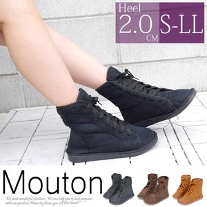 Heel Height 17cm Lace Mouton