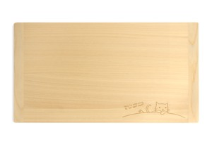 cat Cat Chopping Board