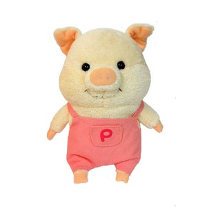 Soft Toy Pink Denim