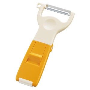AKEBONO Japan Vegetables Peeler Orange