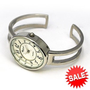 Metal Bangle Watch Ladies Wrist Watch