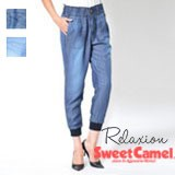 Pants Tencel Denim