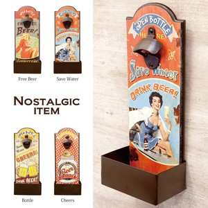 nostalgic Items Wall Hanging Opener