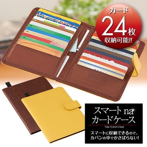 Card Case 24 Pcs