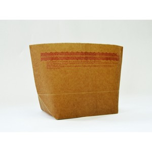 WAX PAPER MARCHE BAG lace [Paper Bag]