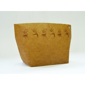 WAX PAPER MARCHE BAG keep reading [Paper Bag]