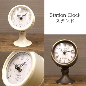 Clock Stand Table Clock
