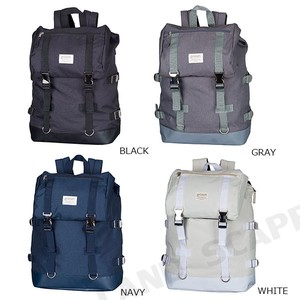 Buckle Square Backpack