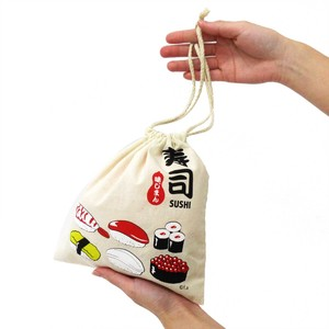Japanese Style Pouch Sushi