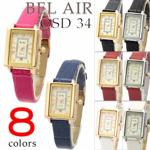 Square Face Ladies Wrist Watch