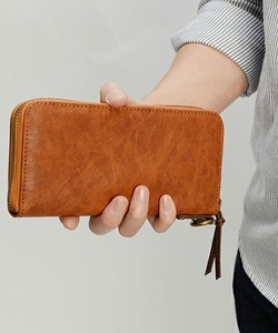 DEVICE and Round Long Wallet