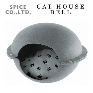■スパイス SALE■ PAW-PAW CAT HOUSE BELL