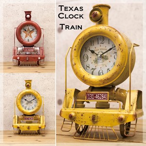 Table Clock Clock TRAIN