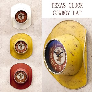 Wall Clock Clock Boy Hat