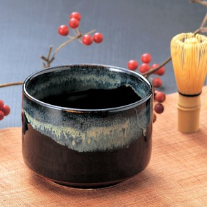 Kana Taka Tenmoku Sink Japanese Rice Bowl