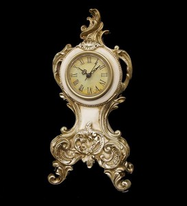 European Princes Interior Table Clock Lian