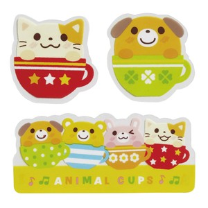 Bento (Lunch Box) Product Antibacterial rose Set Tea Cup Animal