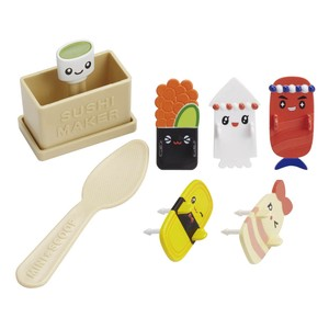 Onigiri Pick Set Rice Scoop Attached