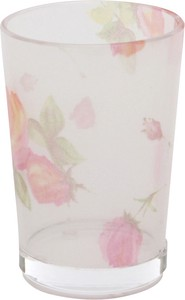 Tumbler Pot Cup Acrylic Lace Series Interior Accessory