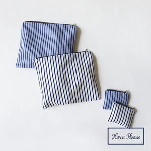Pouch Flat Pouch Racing Stripe