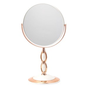 Fan Stand Alone Mirror Tall Magnifying Glass Interior Mirror