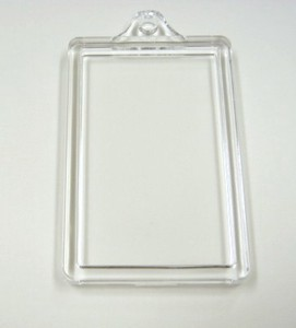 Photography SEAL Square Shape Acrylic Plate